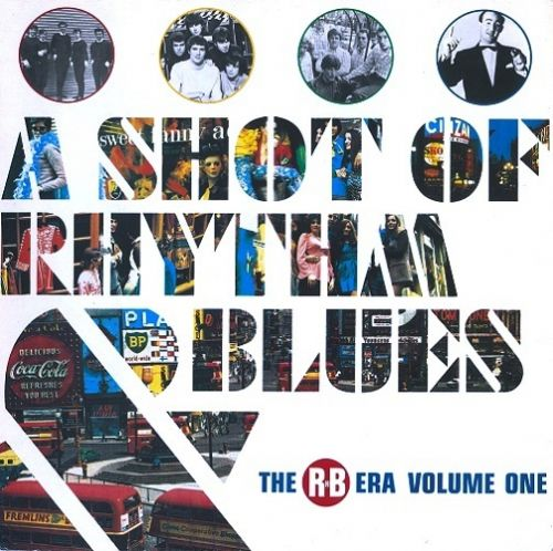 A Shot Of Rhythm And Blues: The R&B Era Volume 1 Vinyl Record LP Sequel 1990